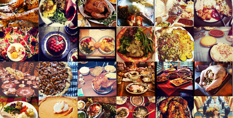 Can Looking at Food Photos Ruin Your Dinner?