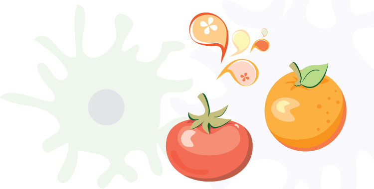 Tangerines, Tomatoes, and Neuroinflammation! Oh My!