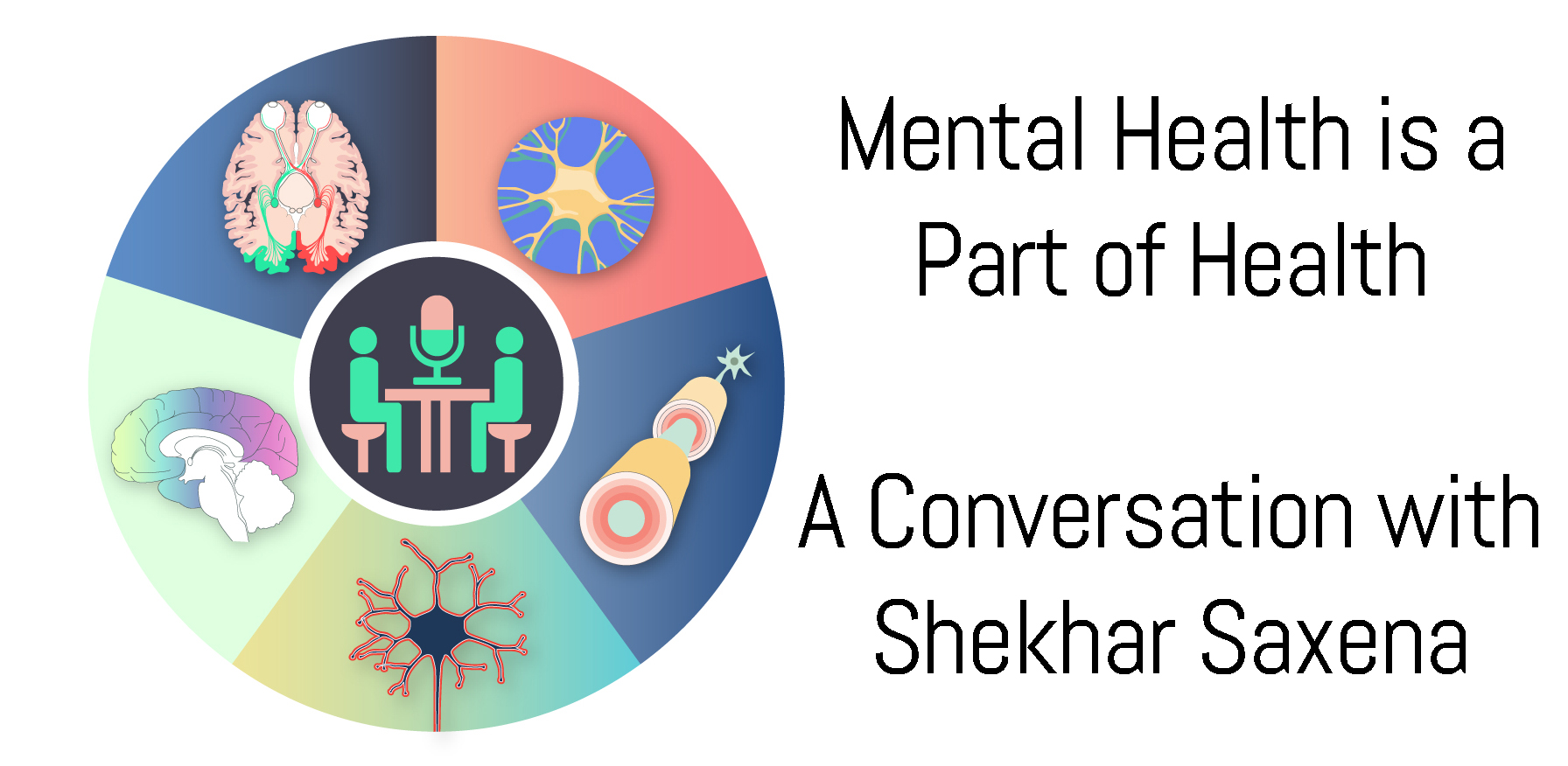 Mental Health is a Part of Health: A Conversation with Shekhar Saxena